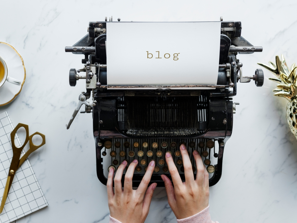 Blogging is a valid content promotion stratgegy