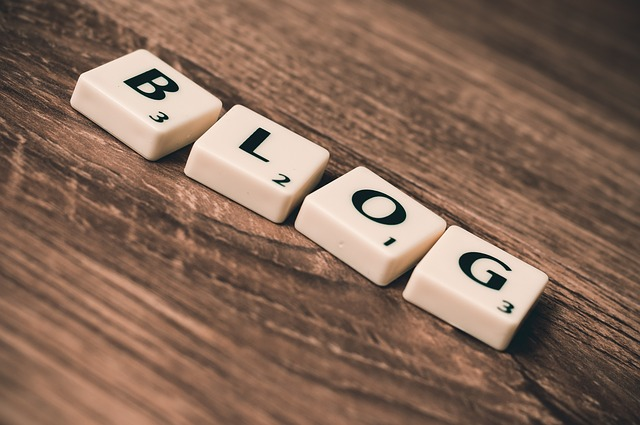 blog writing as SEO strategy