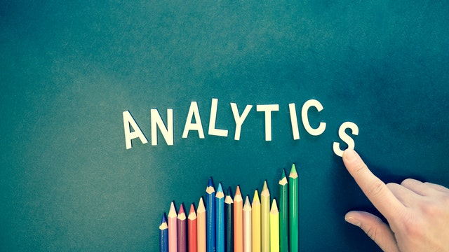 Use analytics to measure the effects of your scaled content marketing